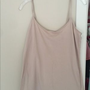 Tops - Nude maternity camisole tank